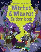 Witches and wizards (Sticker book)