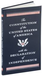 The Constitution of the United States of America with the Declaration of Independence (Barnes & Noble Flexibound Editions)