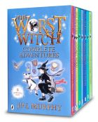 Worst Witch Complete Adventures - 8 Book Collection