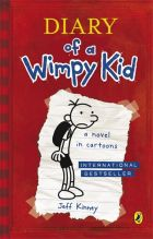 Diary of a Wimpy Kid (Diary of a Wimpy Kid book 1)