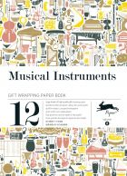 Musical Instruments (Gift Wrapping Paper Book)