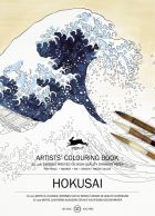 Hokusai (Artists' Colouring Book)