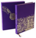 Harry Potter and the Philosopher's Stone - Deluxe Illustrated Slipcase Edition