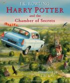 Harry Potter and the Chamber of Secrets (Illustrated Edition )