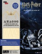 Incredibuilds: Harry Potter: Aragog Deluxe Book and Model Set
