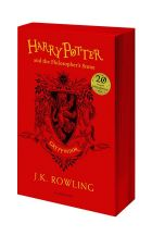 Harry Potter and the Philosopher's Stone – Gryffindor Edition (paperback)