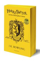 Harry Potter and the Philosopher's Stone – Hufflepuff Edition (paperback)