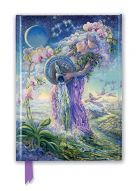Zápisník Josephine Wall: Aquarius (Foiled Journal)