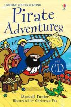 Pirate Adventures (Young Reading CD Packs)