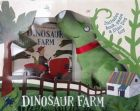 Dinosaur Farm Boxed Book, Plush Toy and Game