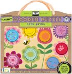 Circle Garden Chunky Wooden Puzzle