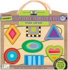 Shape Parade Chunky Wooden Puzzle