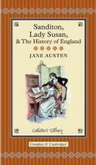 Sanditon, Lady Susan & the History of England
