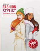 Fashion Stylist: Autumn/Winter Collection - An Activity and Sticker Book