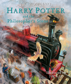 Harry Potter and Philosopher´s Stone (Illustrated Edition)