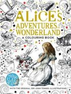Alice´s Adventures in Wonderland colouring book