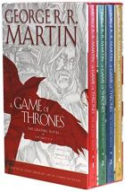 A Game of Thrones: Volumes 1-4: The Complete Graphic Novels