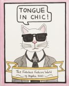 Tongue in Chic: The Fabulous Fashion World of Angelica Hicks