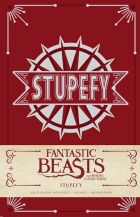 Zápisník Fantastic Beasts and Where to Find Them: Stupefy