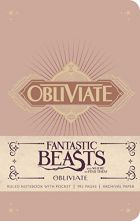 Zápisník Fantastic Beasts and Where to Find Them: Obliviate