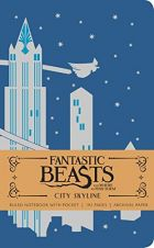 Zápisník Fantastic Beasts and Where to Find Them: City Skyline