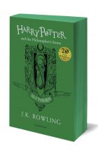 Harry Potter and the Philosopher's Stone – Slytherin Edition (paperback)