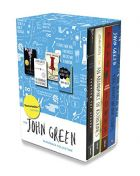 The John Green paperback collection (boxset, 4 books)
