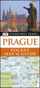 Prague Pocket Map and Guide (DK Eyewitness Travel Guide)
