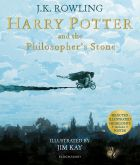 Harry Potter and the Philosopher's Stone (Illustrated Edition) (paperback)