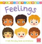 Feelings: A lift-the-flap book of emotions (Find Out About)