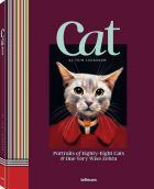 Cat: Portraits of Eighty-Eight Cats & One Very Wise Zebra