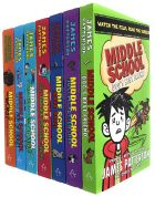 Middle School - 7 Book Collection Set