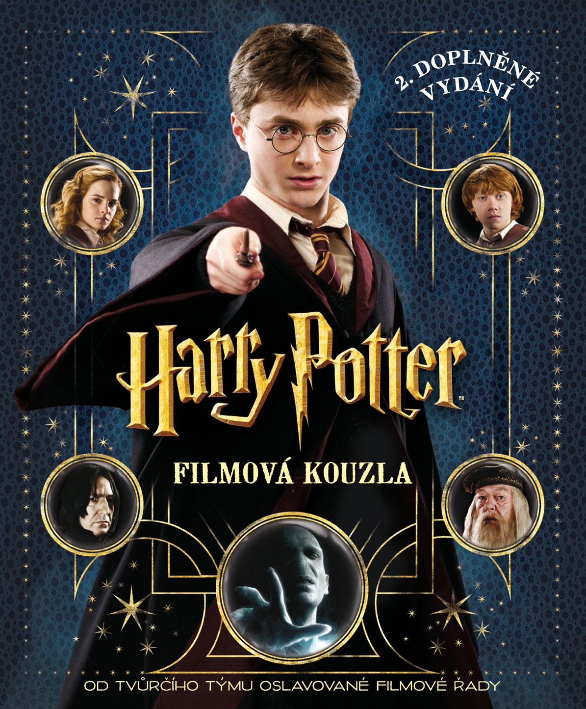 Harry Potter: Filmová kouzla (2. doplněné vydání)