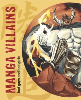 Slovart Manga Villains