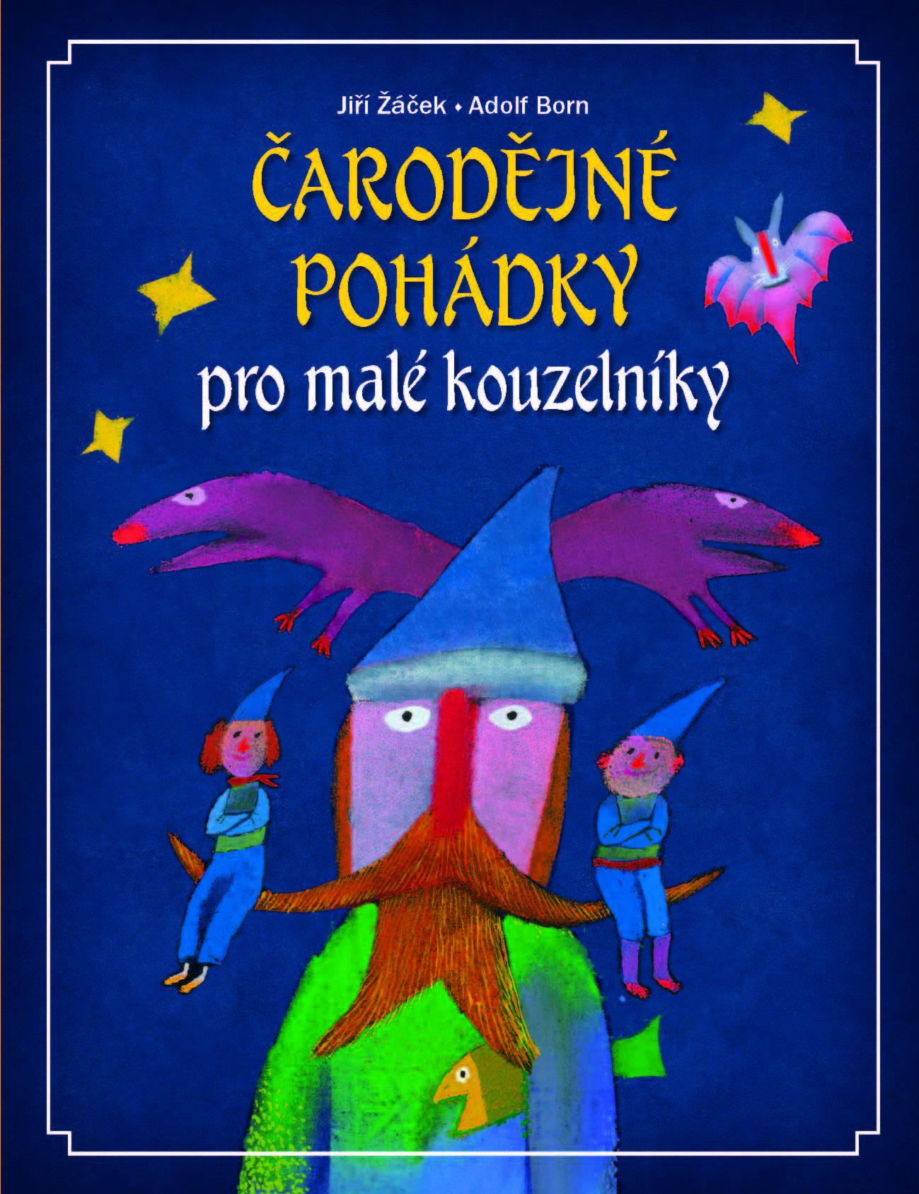 Slovart Čarodějné pohádky pro malé kouzelníky